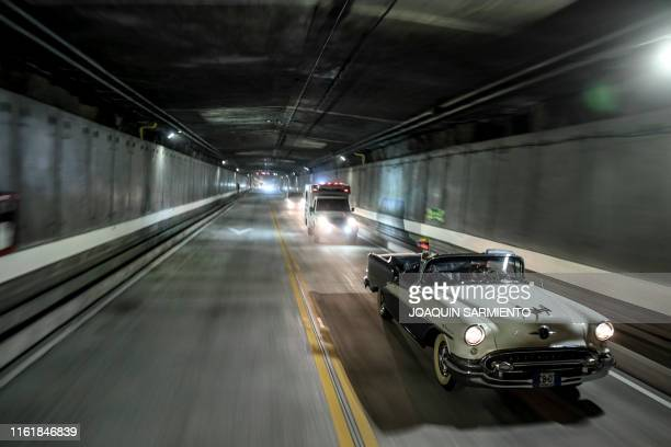 Km, the Oriente Tunnel is the longest road tunnel in Latin America. It connects the city of Medellin with the Jose Maria Cordova International...