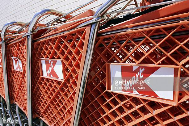 Kmart store is seen in this 10 Marchl 2005 photo in Miami Florida Kmart Holding Corp announced plans 09 March to convert more than a quarter of its...