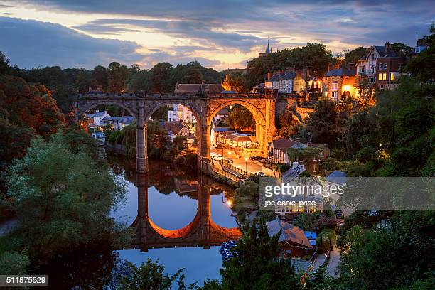 Knaresborough, Harrogate, North Yorkshire, England
