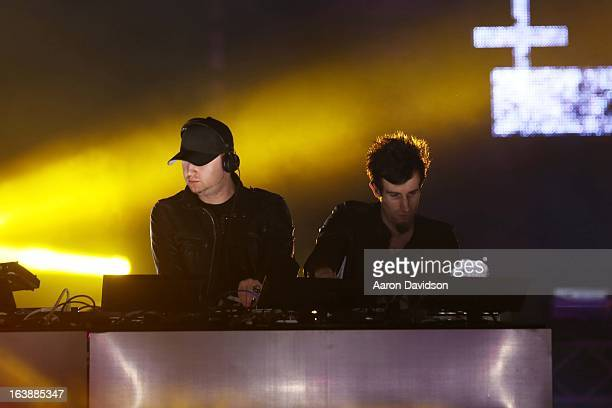Knife Party Pictures and Photos - Getty Images