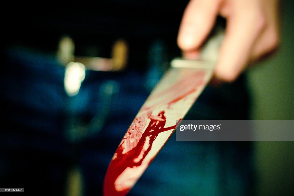 Knife : Stock Photo