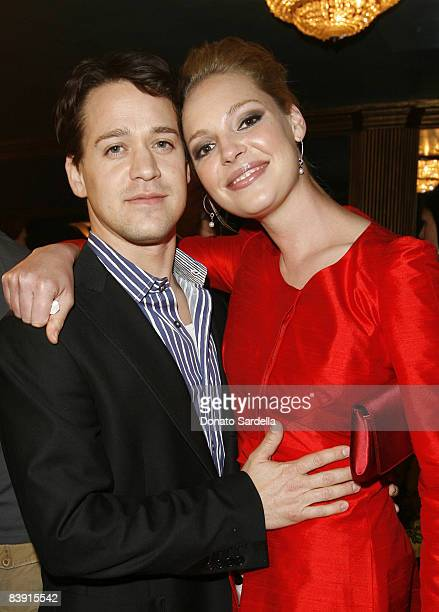 TR Knight and Katherine Heigl *EXCLUSIVE*