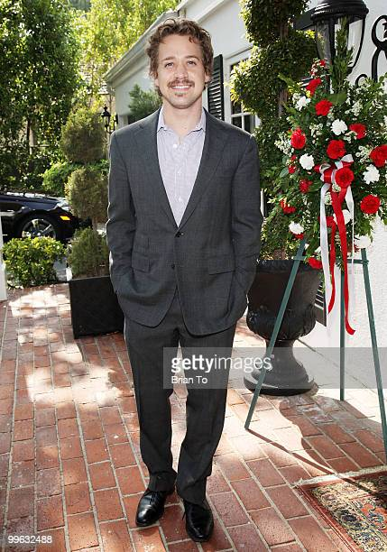 R Knight attends 2010 Festival of New American Musicals opening celebration on May 16 2010 in Toluca Lake California