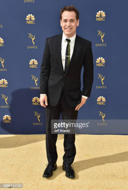 T R Knight attends the 70th Emmy Awards at Microsoft Theater on September 17 2018 in Los Angeles California
