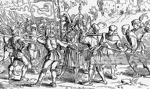 an analysis of luther and the peasants war Should we regard luther as a demon possessed wicked butcher and responsible for the death of untold thousands he imagined a brave citizen meeting a ravening peasant with sword in hand, and had no idea that his language could encourage men to perpetuate outrages on defenceless peasants.