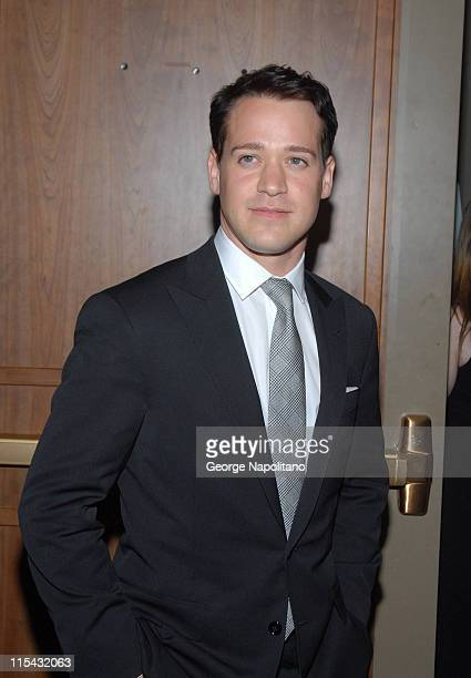 T R Knight during 52nd Annual Village Voice Obie Awards at Jack H Skirball Center for the Performing Arts in New York City New York United States