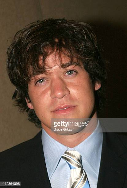 TR Knight during 71st Annual Drama League Awards at Marriott Marquis Hotel in New York NY United States