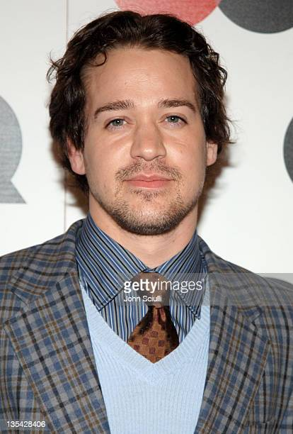 TR Knight during GQ Magazine Celebrates the 2005 Men of the Year Arrivals at Mr Chow in Beverly Hills California United States