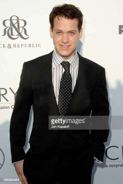 TR Knight during Sixth Annual Chrysalis Butterfly Ball Arrivals at Home of Susan Harris Hayward Kaiser in Mandeville Canyon California United States