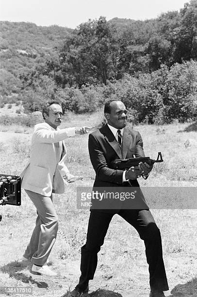 RIDER 'Knight in Disgrace' Episode 8 Pictured John Considine as Boyd LaSalle Ken Foree as Danton