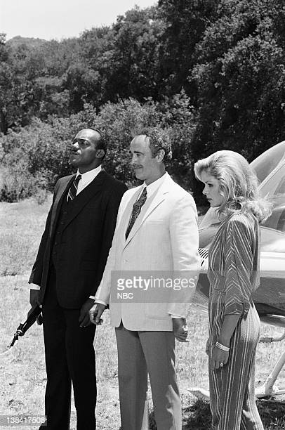 RIDER 'Knight in Disgrace' Episode 8 Pictured Ken Foree as Danton John Considine as Boyd LaSalle Katherine Moffat as Linda