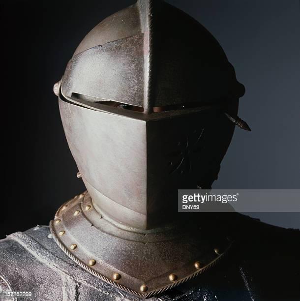 Knight de brillante armadura