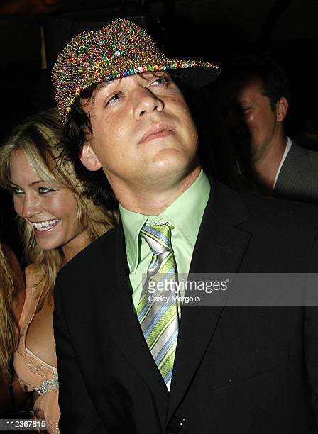 TR Knight of Grey's Anatomy during Celebrities in Town for UpFronts Attend Bunny Chow Tuesdays at Cain May 17 2005 at Cain in New York City New York...