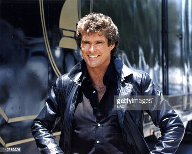 RIDER 'Knight of the Juggernaut' Episode 1 Pictured David Hasselhoff as Michael Knight Photo by Frank Carroll/NBC/NBCU Photo Bank