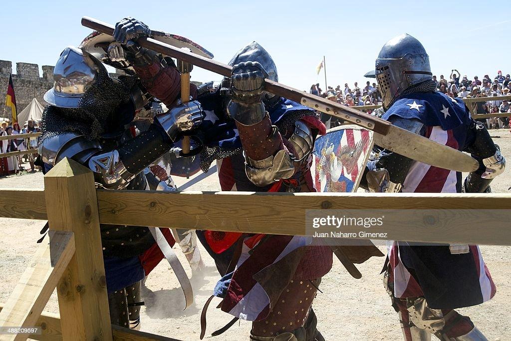 Sport de combat medieval