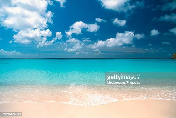 Knip Beach on Curacao, Caribbean