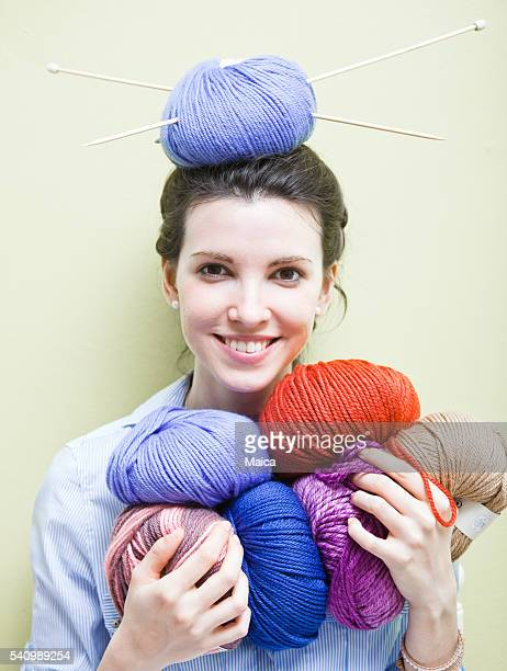 Knitting fanatic
