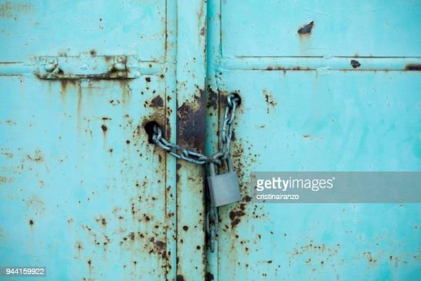 Knob of a door