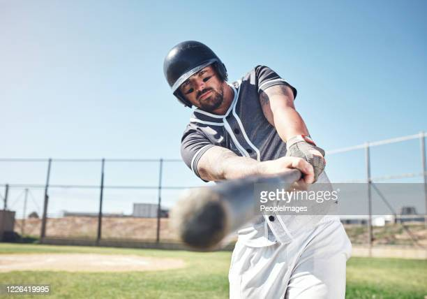 knock it right out of the park - sports bat stock pictures, royalty-free photos & images