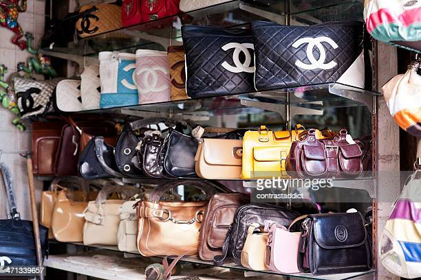 knock off purses for sale in rocky point, mexico. - chanel purse stockfoto's en -beelden