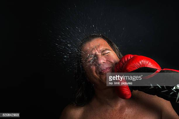 knock out - punching stock pictures, royalty-free photos & images
