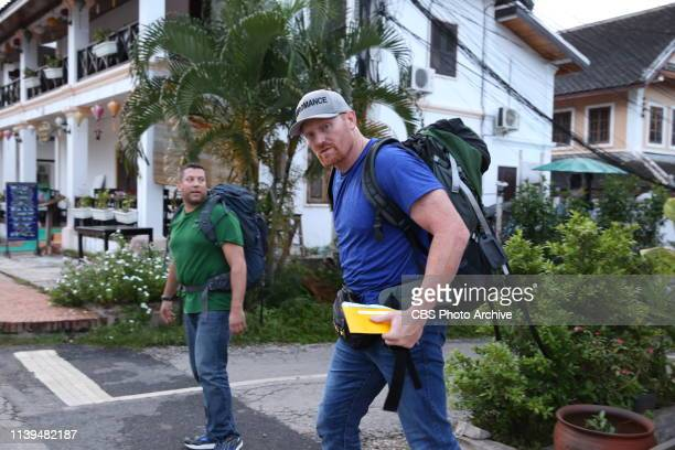 Knock the Newbie Out of UsPictured LR Bret Labelle and Chris Hammons on THE AMAZING RACE airing Wednesday April 24 on the CBS Television Network