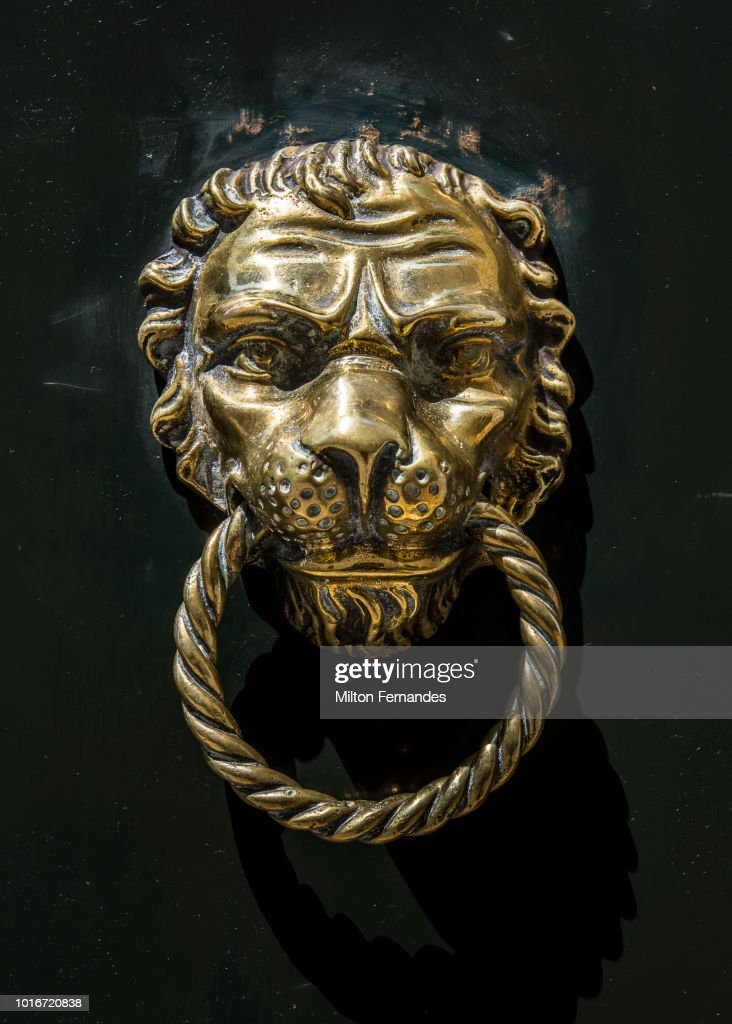 Knocker : Stock Photo