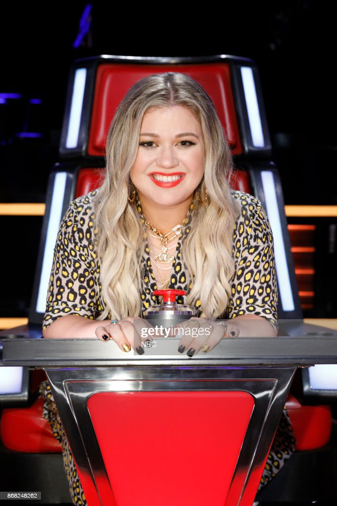 THE VOICE -- 'Knockout Reality' -- Pictured: Kelly Clarkson --