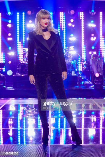 THE VOICE Knockout Reality Pictured Taylor Swift