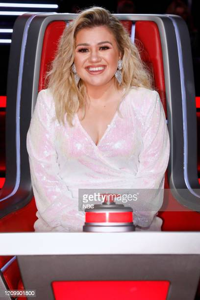 "Knockout Rounds"" Episode 1809 -- Pictured: Kelly Clarkson --"