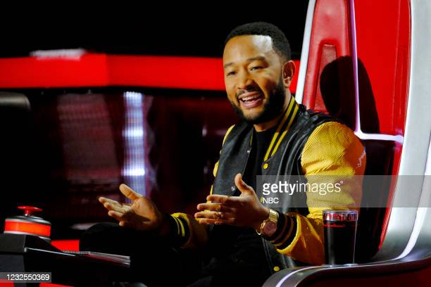 """Knockout Rounds"""" Episode 2011 -- Pictured: John Legend --"""