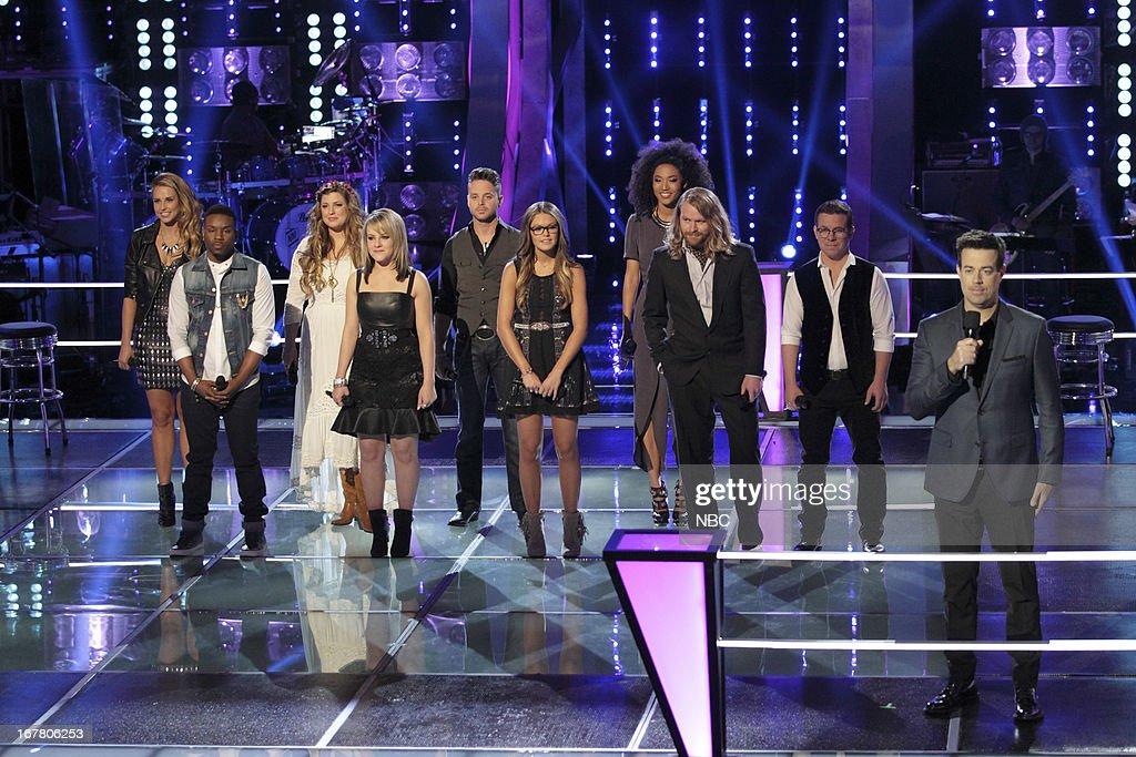 """NBC's """"The Voice"""" - Season 4"""