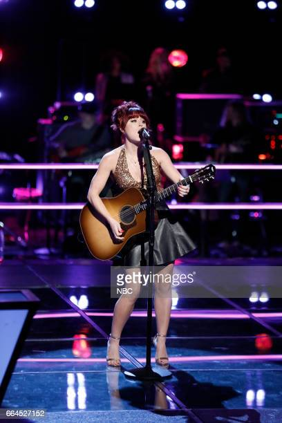 THE VOICE 'Knockout Rounds' Pictured Casi Joy