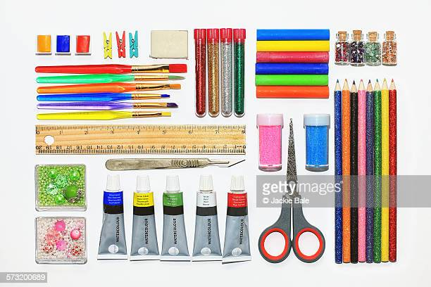 knolling  - scalpel stock photos and pictures