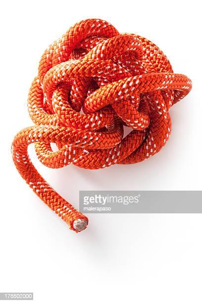 結び目付きロープ