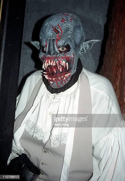 Knott's Scary Farm monsters at 30th Anniversary of Knott's Scary Farm