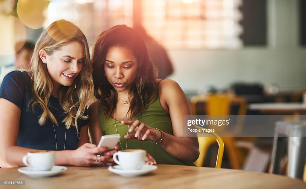 I know exactly what you can tell him! : Stock Photo