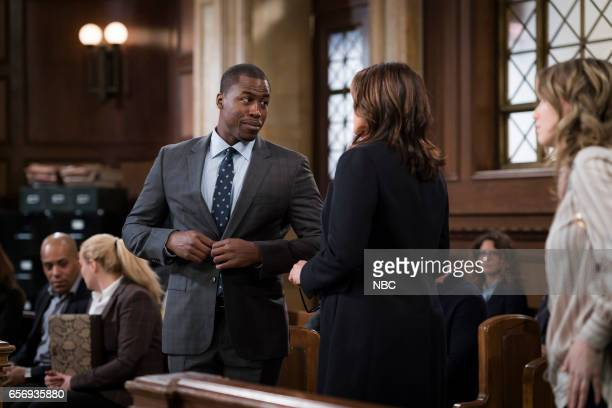 """Know It All"""" Episode 1814 -- Pictured: Jason Bowen as Detective Marcus Perry --"""