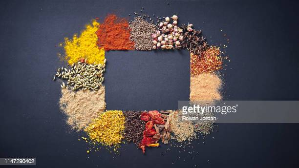 know your spices! - spice stock pictures, royalty-free photos & images