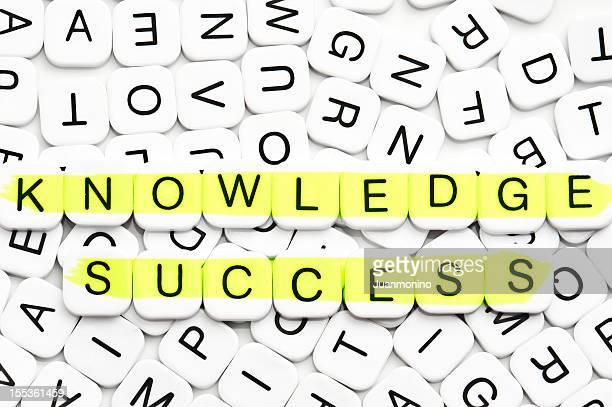 Kenntnisse und Erfolg