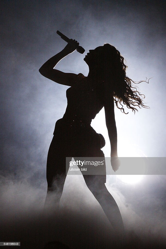 Knowles, Beyonce - Singer, Actress, USA - performing in Berlin, Germany, O2 World