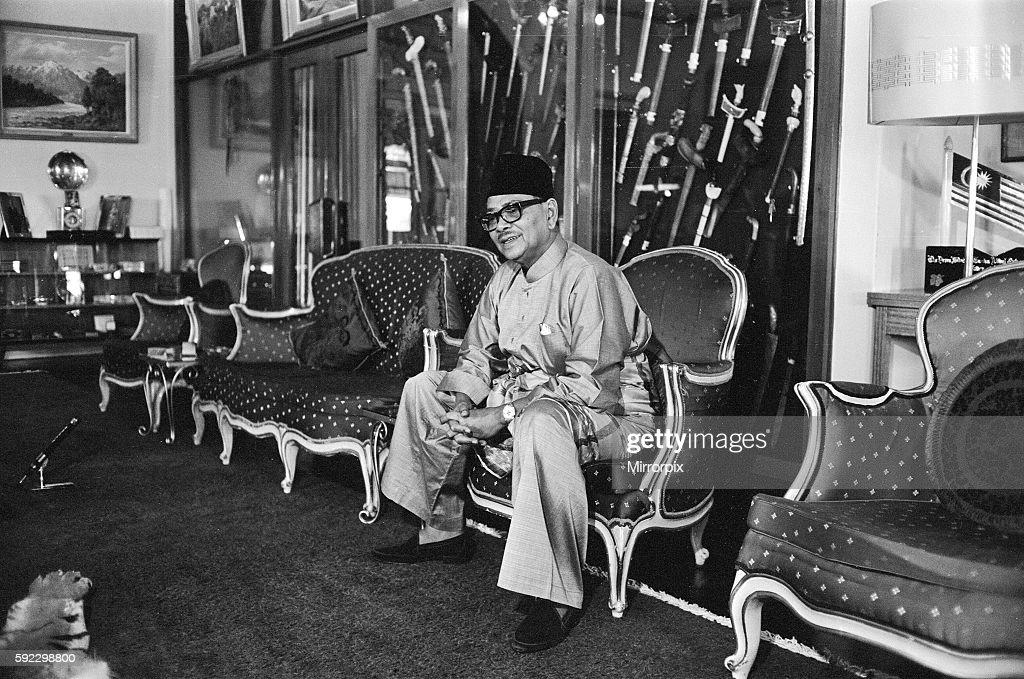 Known As Tunku And Also Called Bapa Kemerdekaan Or Bapa Malaysia News Photo Getty Images