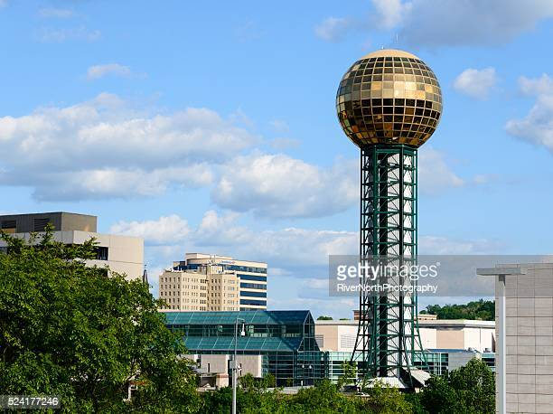 Knoxville Skyline and Sunsphere