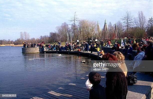 Künstlich angelegter See 1998