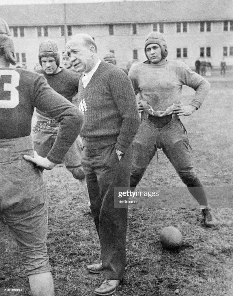 """One man practicing sportsmanship is far better than 50 preaching it."" - Knute Rockne"