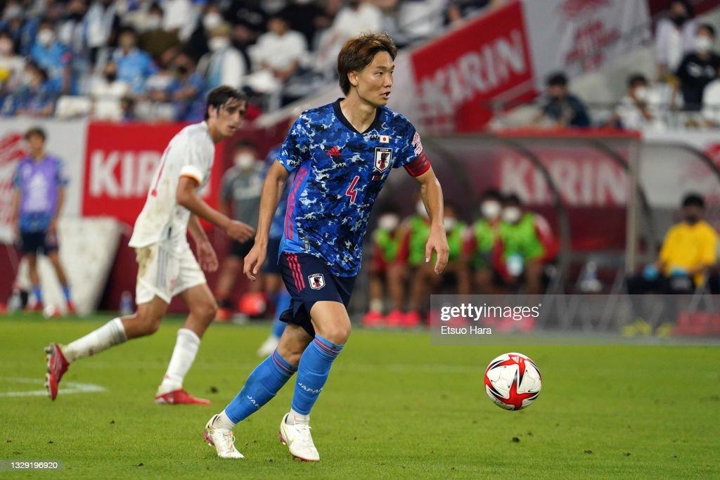 Japan v Spain - U-24 International Friendly : News Photo