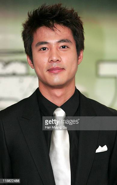 "Ko Ju-Won during ""The Other Life"" KBS Drama - Seoul Press Conference at Seoul Press Center in Seoul City, Seoul, South Korea."
