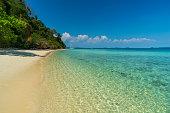 ko kradan tropical beach thailand southeast