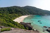 ko miang similan islands thailand southeast