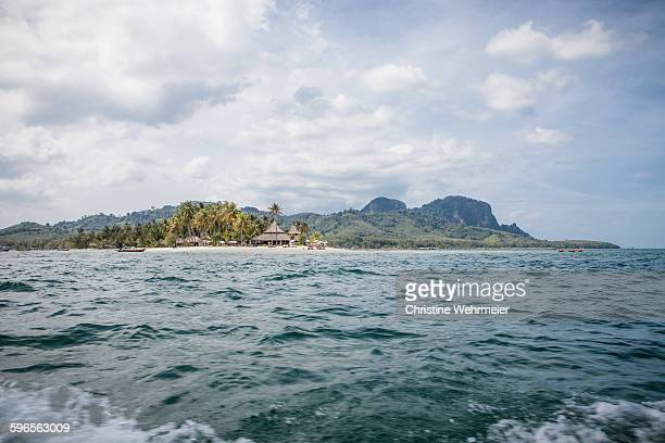 ko muk island - christine wehrmeier stock pictures, royalty-free photos & images